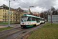 Liberec-Jablonec tramway, Jablonec.JPG