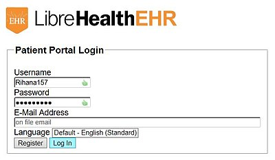 LibreHealthEHR patient-portal-window.jpg