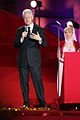 Life Ball 2013 - opening show 047 Barbara Eden Bill Clinton.jpg