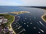 Lighthouse Beach, Edgartown, Marthas Vineyard Island in the Dukes County, Massachusetts by Don Ramey Logan.jpg