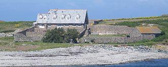 Lihou - The Lihou farmhouse