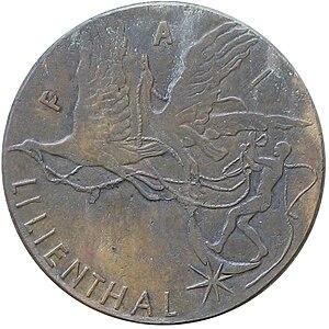 FAI Gliding Commission - Lilienthal medal