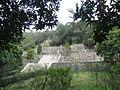 Lingshan Islamic Cemetery - Buddhist tomb - DSCF8500.JPG