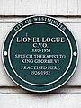 Lionel Logue CVO 1880-1953 (City of Westminster).jpg