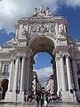 Lisboa, Arco da Rua Augusta - panoramio (1).jpg
