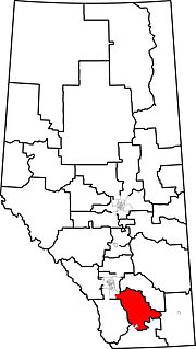 Little Bow Defunct provincial electoral district in Alberta