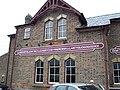Llanfair PG station sign - geograph.org.uk - 2114478.jpg