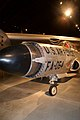 Lockheed F-94C Starfire LNose Cold War NMUSAF 26Sep09 (14600158545).jpg