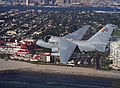 Lockheed S-3B Viking of VS-35 in flight off Coronado on 23 January 1995 (6655040).jpeg