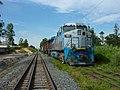 Locomotiva de comboio parado sentido Boa Vista na Variante Boa Vista-Guaianã km 226 em Indaiatuba - panoramio.jpg