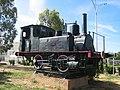 """Locomotora """"Marta"""" en Peñarroya-Pueblonuevo.jpg"""