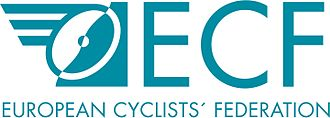 European Cyclists' Federation - Image: Logo ECF