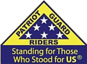 Patriot Guard Riders - Image: Logo of the Patriot Guard Riders