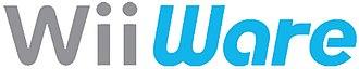 WiiWare - Image: Logo wiiware