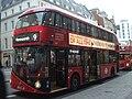 London United bus LT91 (LTZ 1091), route 9, 26 October 2013 (3).jpg