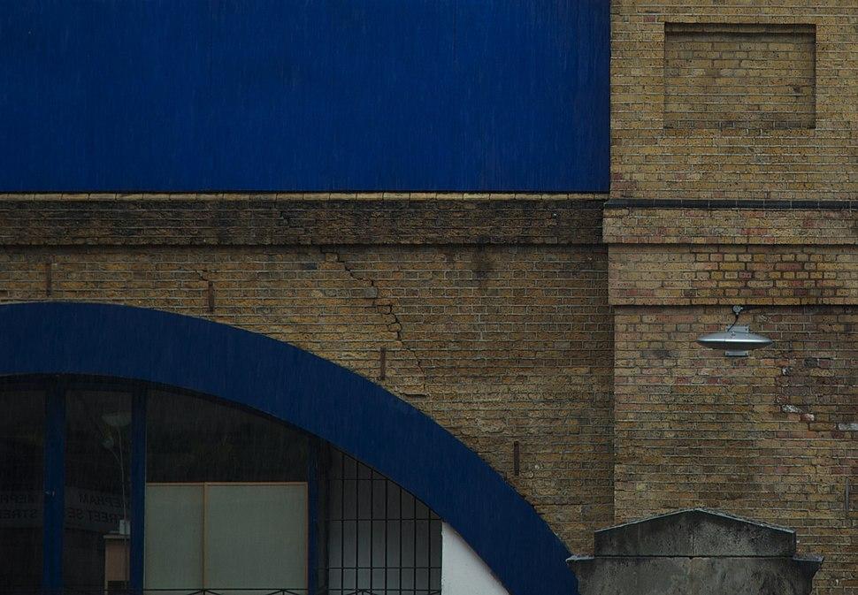 London stock brick (bridge)