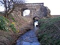 Lone double arched bridge - geograph.org.uk - 751087.jpg