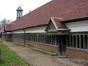 Long Alley Almshouses, Abingdon, Oxfordshire