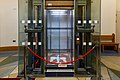 Longford St. Mel's Cathedral East Vestibule Elevator 2019 08 22.jpg