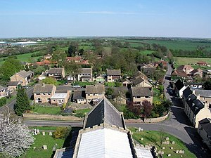 Sutton, Cambridgeshire - Looking E from Sutton tower – geograph.org.uk – 4320