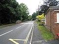 Looking westwards along Buildwas Road - geograph.org.uk - 1462489.jpg