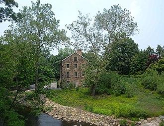Bronx River - Lorillard Snuff Mill