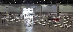 Los Angeles Convention Center with hospital beds for COVID-19.jpg