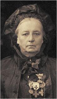 Louisa McLaughlin Early British Red Cross Nurse