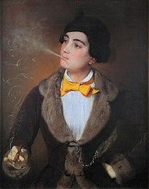 Louise Aston, by Johann Baptist Reiter.jpg