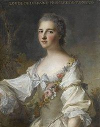 Louise de Lorraine, princesse de Turenne par Nattier.jpg