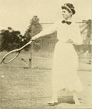 Louise Hammond Raymond - Hammond in 1910