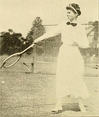 Louise Hammond Raymond - Hammond in 1910