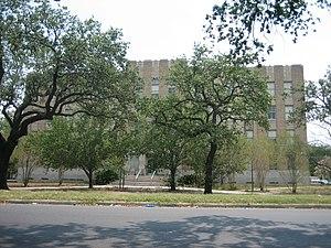 Edgar B. Stern Sr - Image: Louisiana Av 7June 2006Hospital A