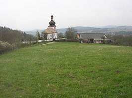 Lsteni BN CZ St Clement church at Hradiste 340.jpg
