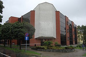 Maria Curie-Skłodowska University - Image: Lublin UMCS (ul. Sowińskiego)