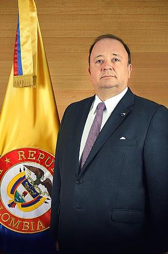 Luis Carlos Villegas Echeverri - Image: Luis Carlos Villegas