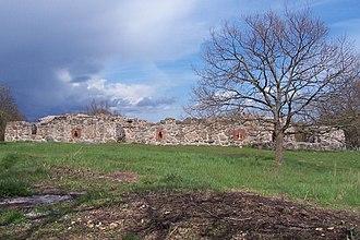 Lyckeby - Ruins of Lyckå Castle