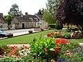Mérigny (36) - Jardin de la mairie.jpg