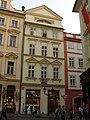 Měšťanský dům U černého koníčka (Staré Město), Praha 1, Malé nám. 14, Staré Město.JPG