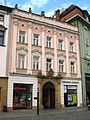 Měšťanský dům U zeleného stromu (Olomouc), čp. 409.JPG