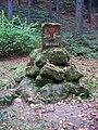 Mšeno, Debř, Husův pomník.jpg