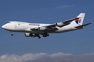 MASkargo - MASkargo Boeing 747-200F, registration TF-ARN, operated by Air Atlanta Icelandic
