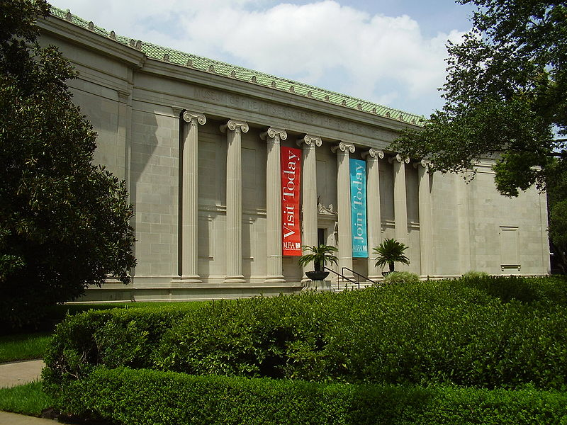 Museo de Bellas Artes de Houston (Houston – Estados Unidos)