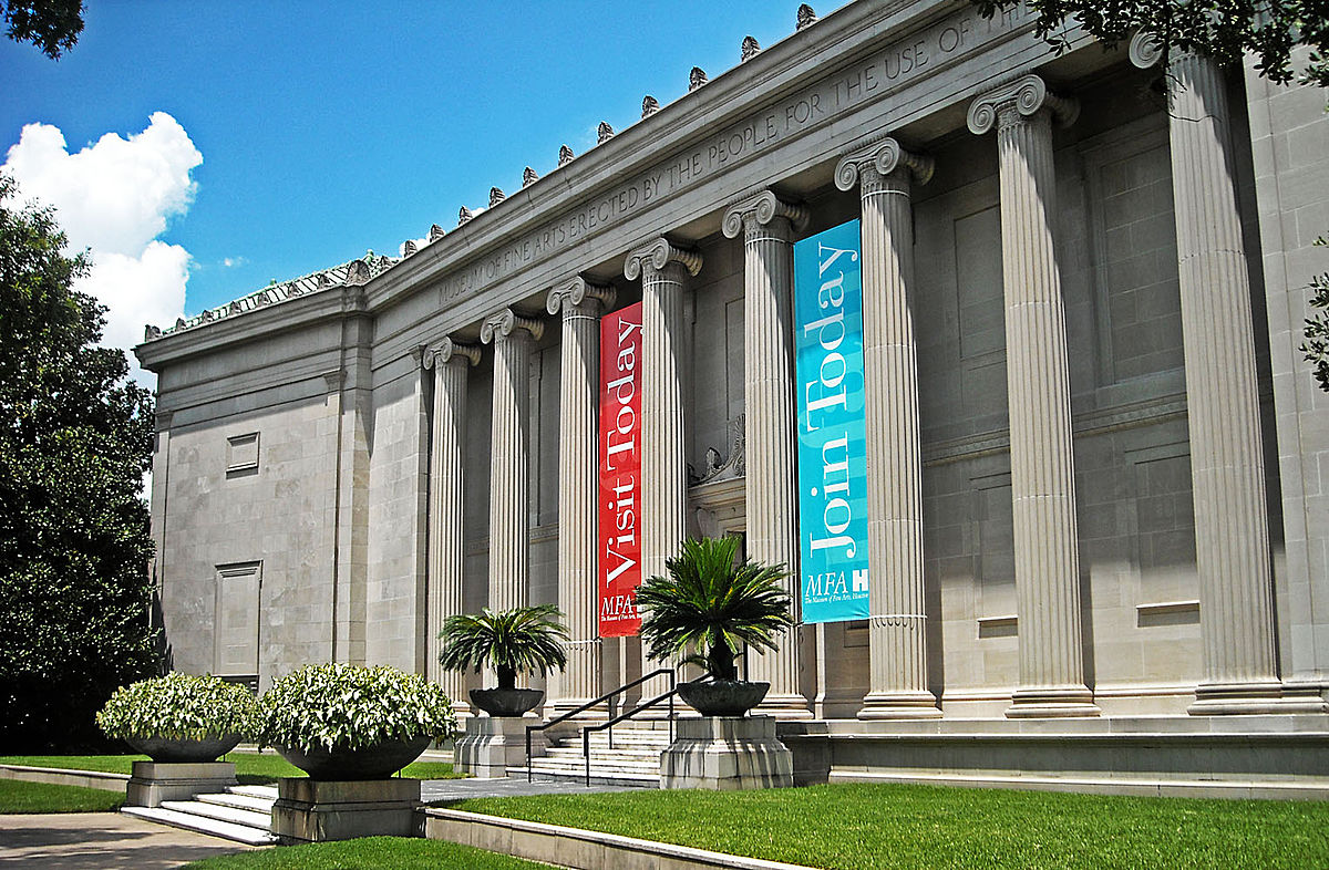 Image result for Museum of Fine Arts houston texas