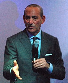 MLS2CINCY town hall - Don Garber (30931521654) (cropped).jpg