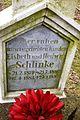 MOs810, WG 2015 8 (Ev. cemetery in Popowo, gm. Wronki) (Elsbeth and Hedwig Schlinke).JPG