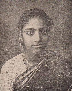 M. S. Rajeswari Indian playback singer