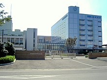 Mabuchi-Motor-head office.jpg
