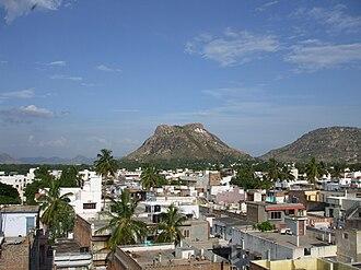 Madanapalle - Madanapalle City view