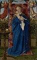 Madonna bij de fontein, Jan van Eyck, 1439, Koninklijk Museum voor Schone Kunsten Antwerpen, 411.jpg